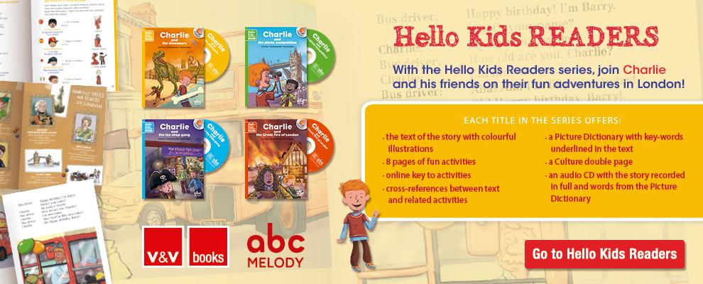 Hello Kids Readers