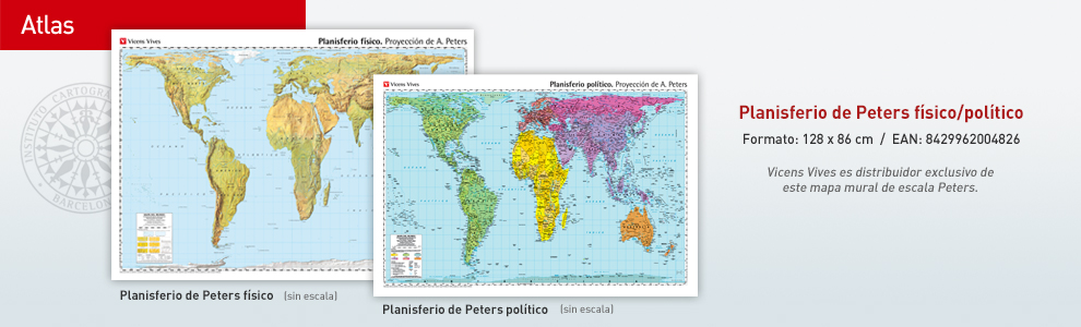Planisferio de Peters